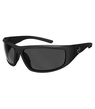 Ryders Dune glasses - Matt black (gray lenses)