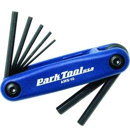 Park Tool Park Tool AWS-10 Folding Hex Tool