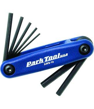 Park Tool AWS-10 Folding Hex Tool