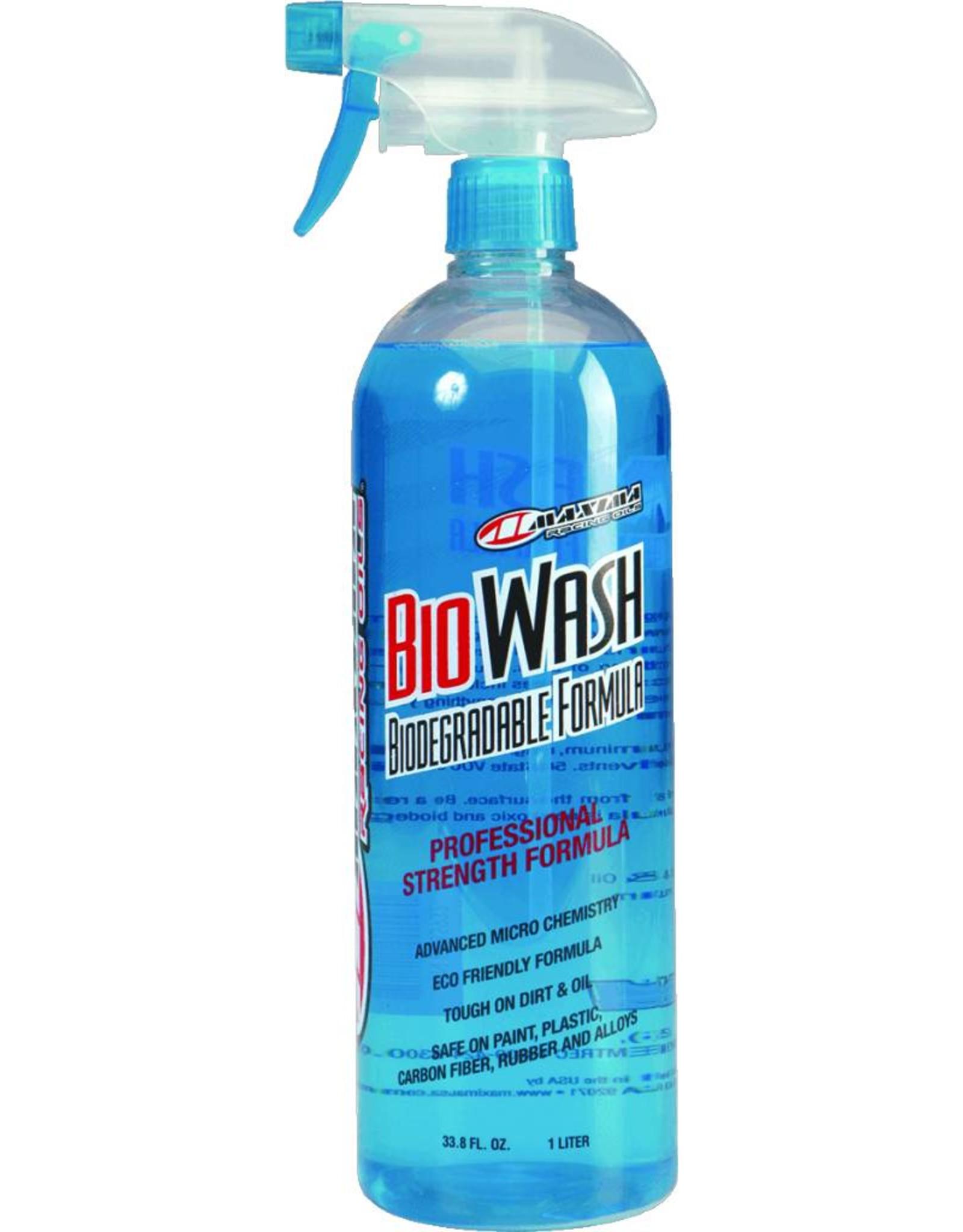 Maxima Bio Wash for bikes - 1L / 32oz