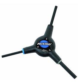 Park Tool Y Hex keys  4,5,6 mm AWS-1