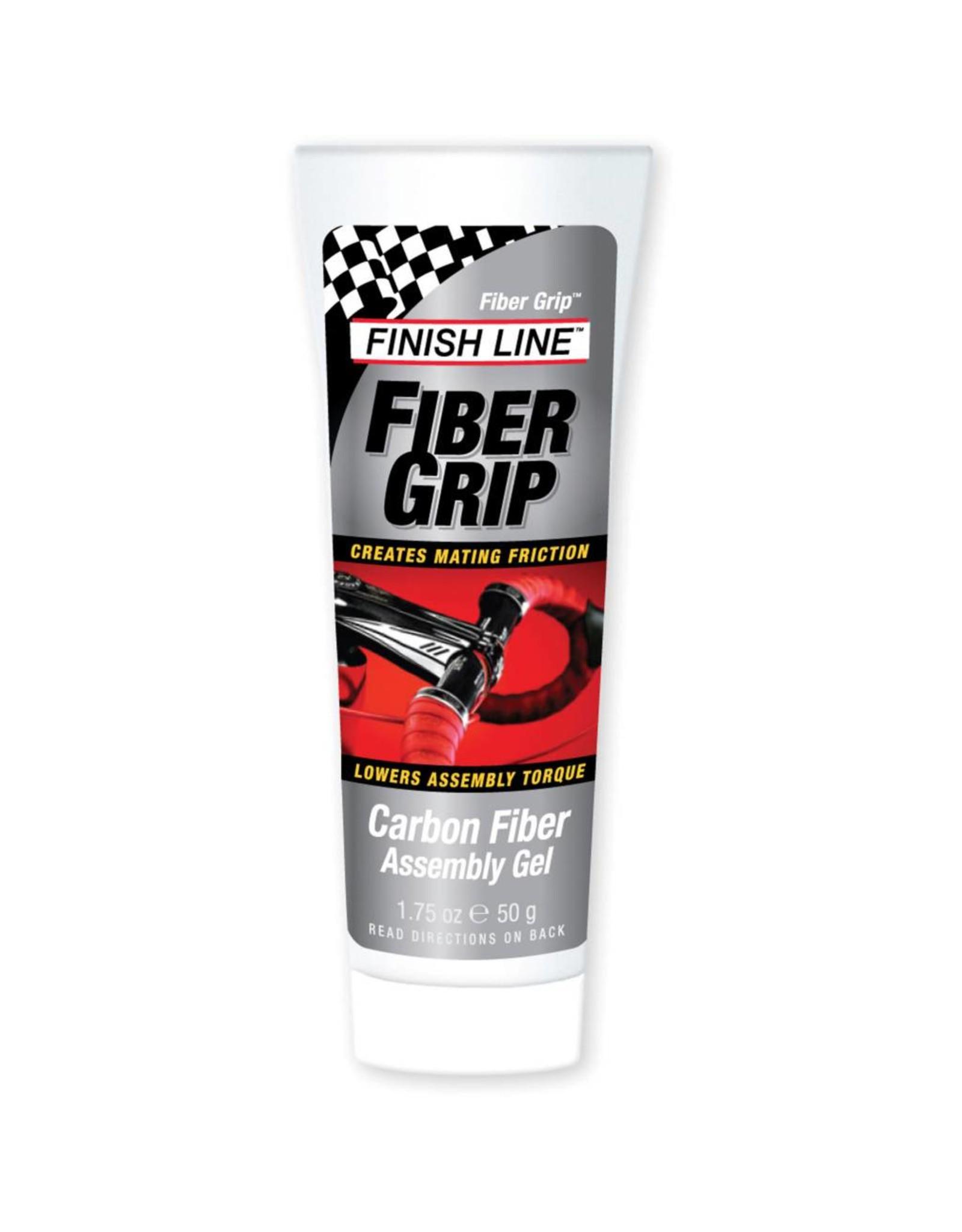 Pâte pour assemblage carbone Finish Line Fiber Grip - 50g / 1.75oz