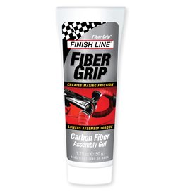Finish Line Finish Line Fiber Grip Carbon Assembly Paste - 50g / 1.75oz