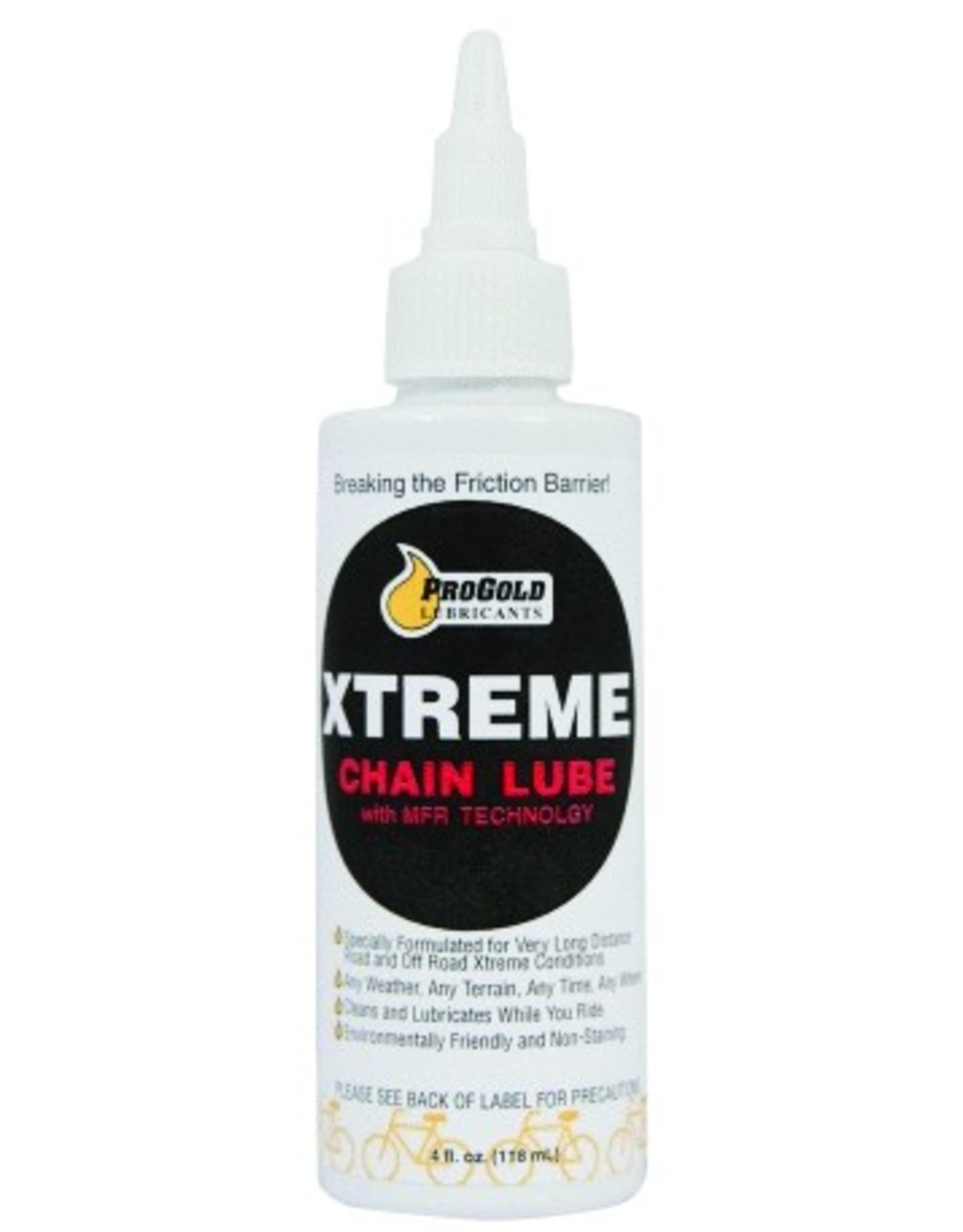 Progold Xtreme Chain Lube - 118ml / 4oz