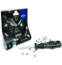 SCHWALBE Schwalbe Winter Stud Replacement Kit with Tool