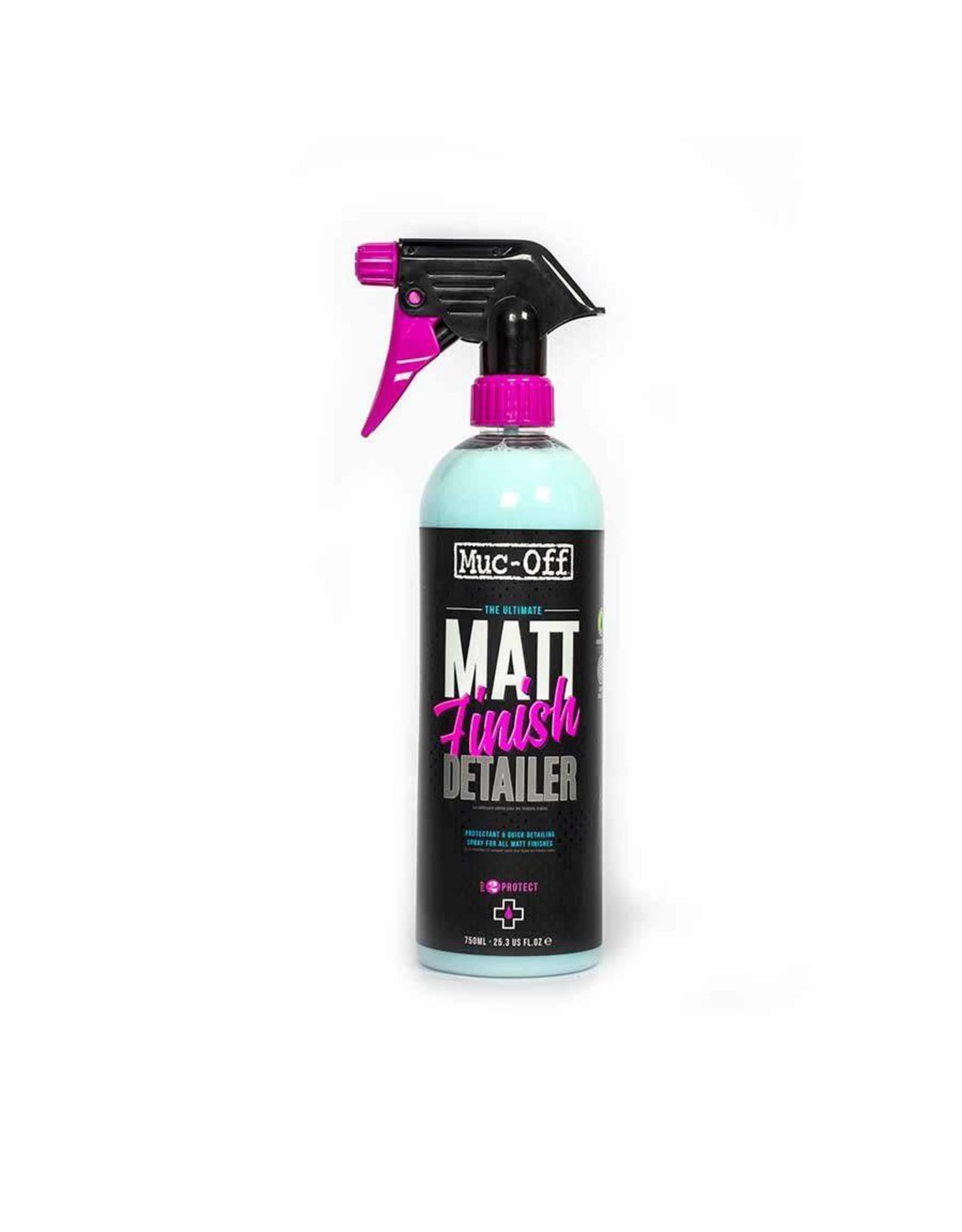 Muc Off Matt Finish Detailer - 750ml