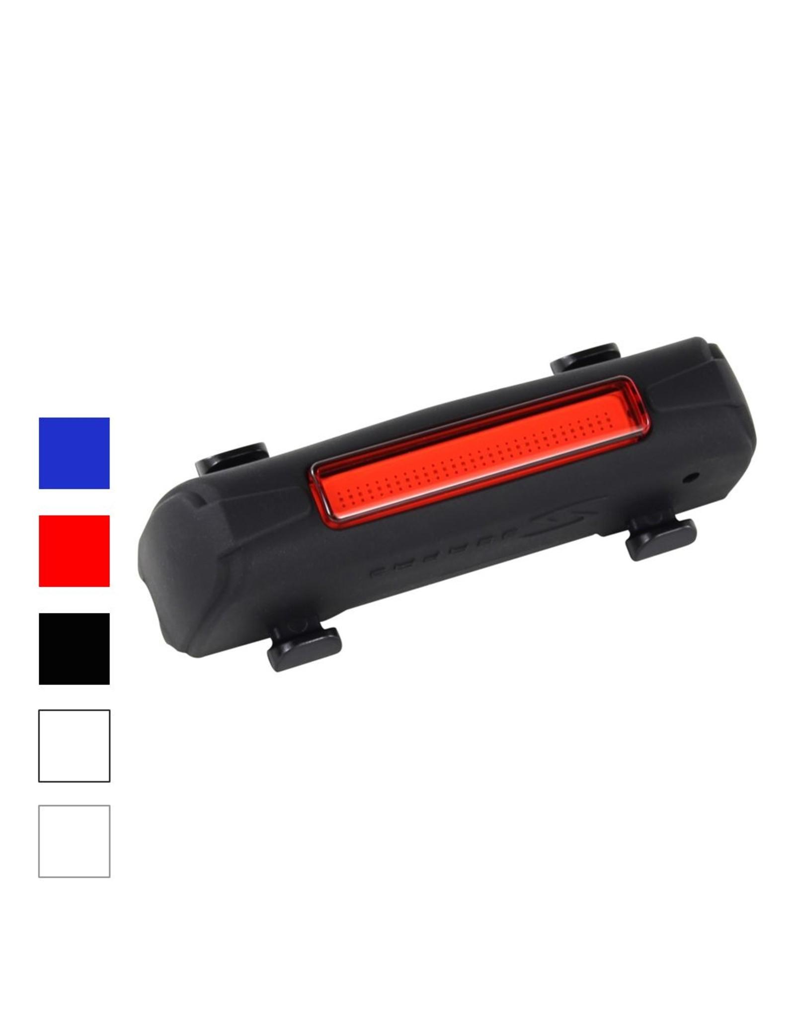 Phare arrière USB Serfas Thunderbolt - USB