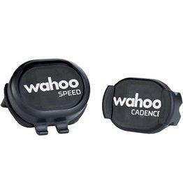 WAHOO Ensemble de capteurs RPM et de cadence Wahoo