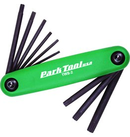 Park Tool TWS-2 Torx Folding Kit