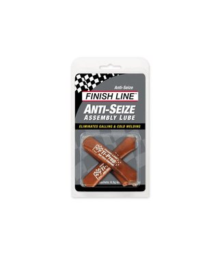 Finish Line Anti-Seize Assembly Lubricant - 3 x 6.5ml
