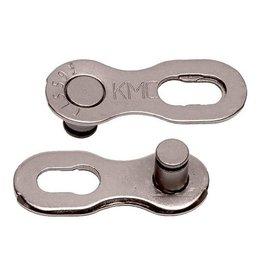 KMC Connecteur de chaîne KMC Missing Link - 10 vit