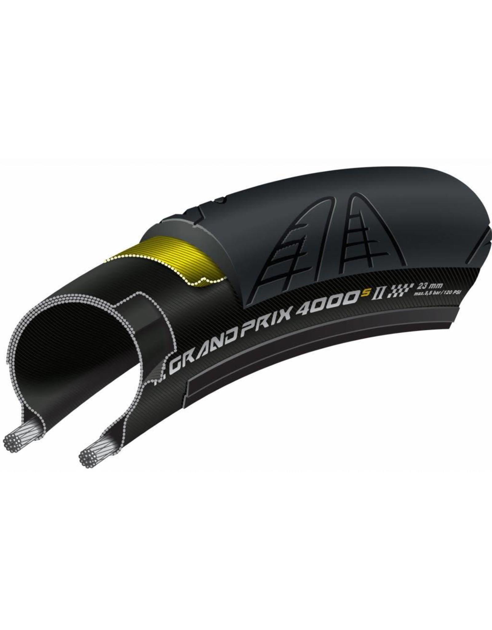 Continental Grand Prix 4000S II Tire 700x28