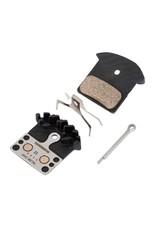 Shimano Plaquettes de freins métalliques Shimano J04C
