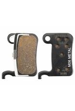 Shimano Plaquettes de freins métalliques Shimano M06