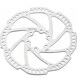 Rotor de freins Tektro Light Polygon Airflow 160mm