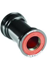 Wheels Manufacturing Boitier de pédalier Wheels Mfg PressFit 86/92 24mm