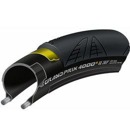 CONTINENTAL Continental Grand Prix 4000s II Tire Black Chili 700x23