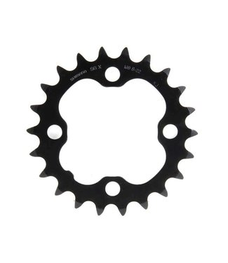 Shimano Deore Chainring 22T - BCD 64mm - FC-M590