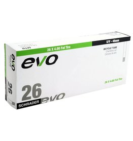 Ch. à air Evo pour Fat bike - Valve schrader 26 x 4.00