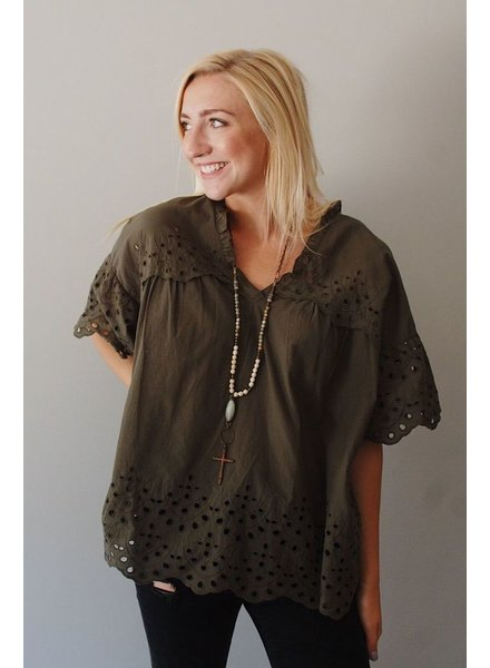 The Charlotte Top