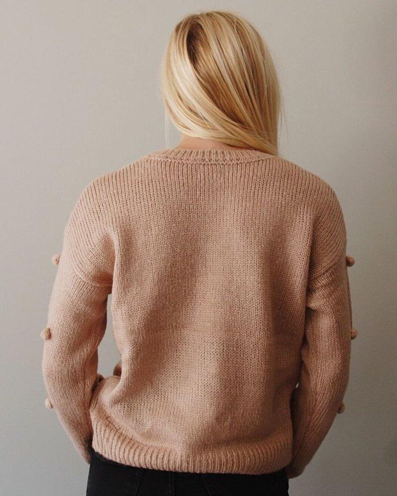 The Casey Pom Pom Sweater