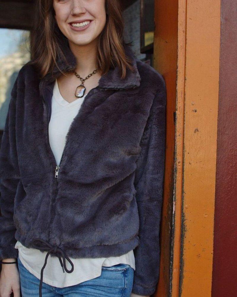 The Addison Fur Jacket