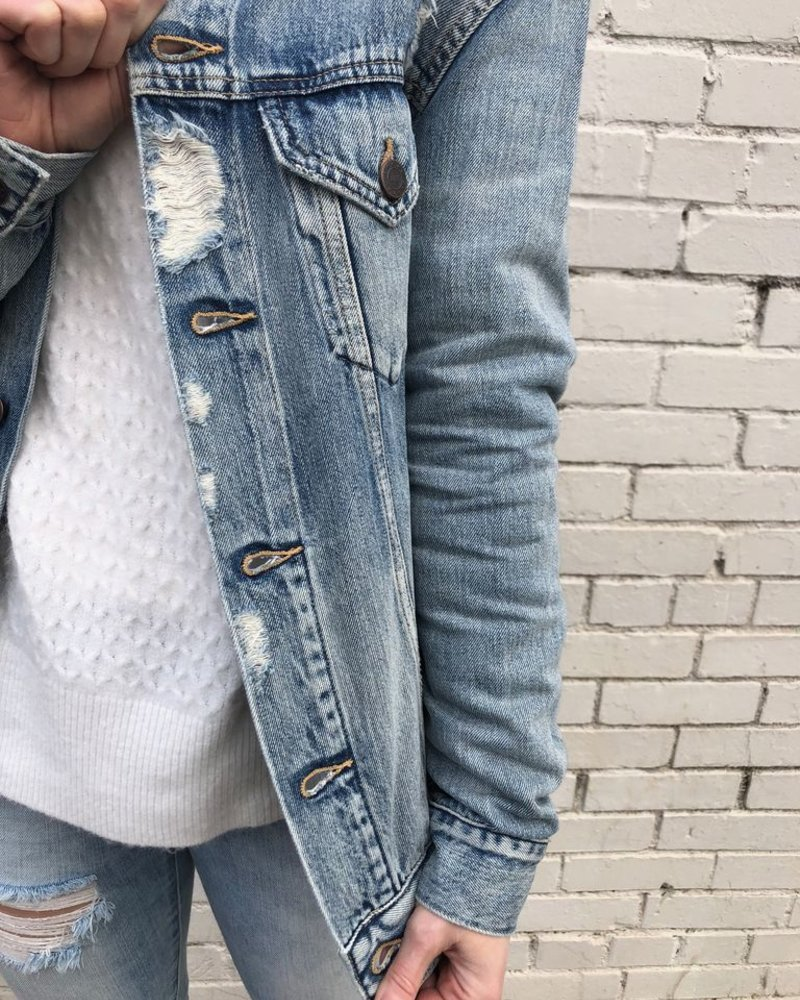 Merly Denim Jacket by ABLE