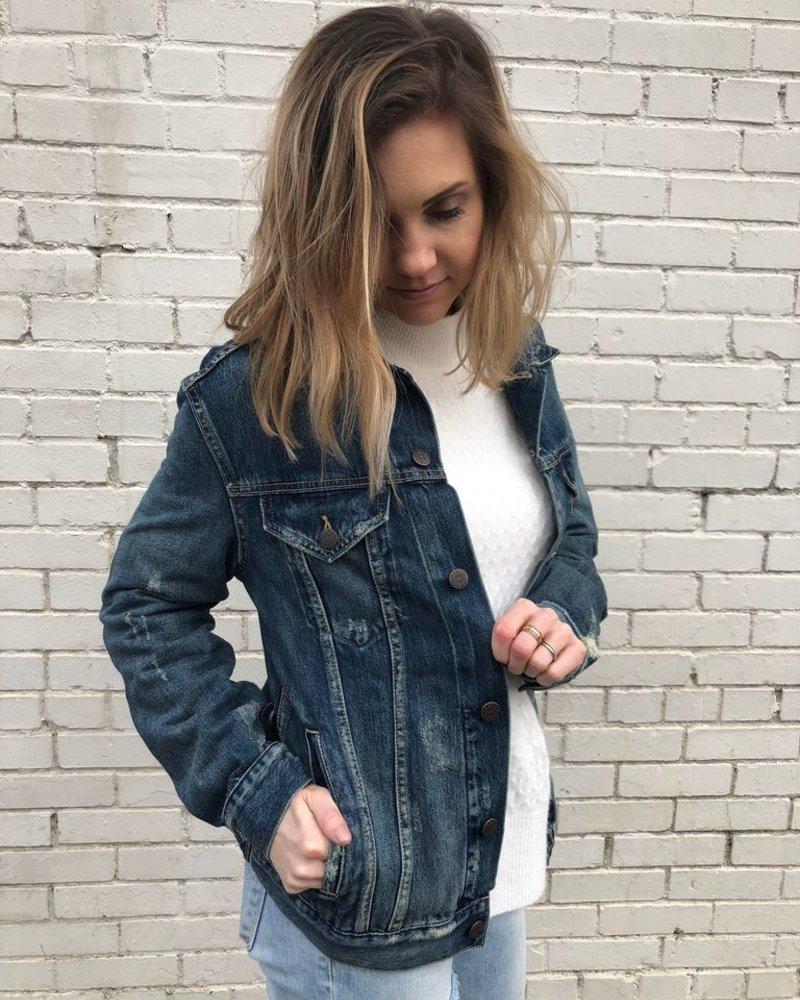 Mina Denim Jacket by ABLE