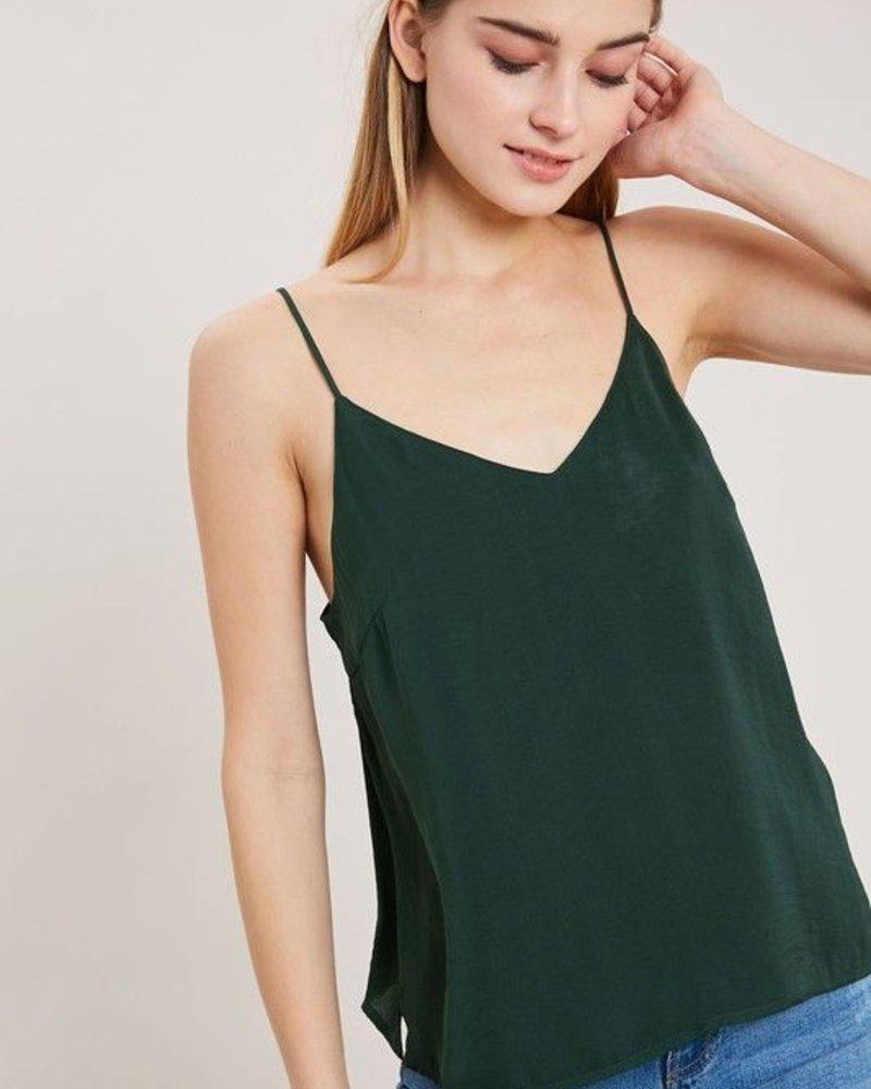 The Lane Silk Camisole