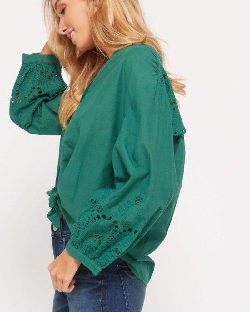 The Abby Crochet Top