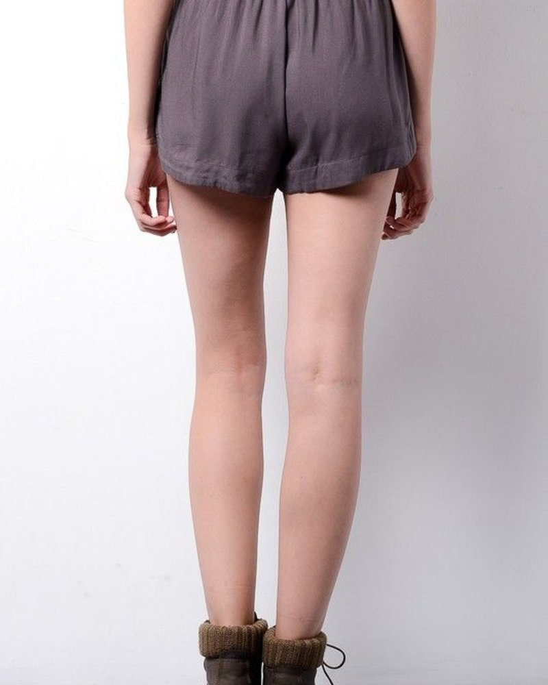 The Clare Drawstring Shorts