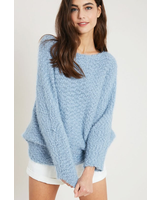 The Macy Popcorn Sweater