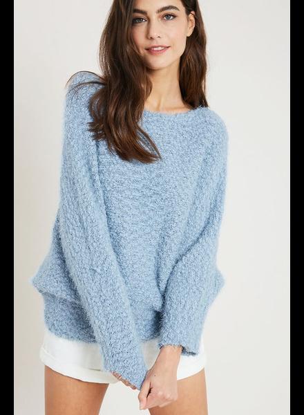 The Macy Popcorn Sweater