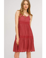 The Maeve Crochet Cami Dress
