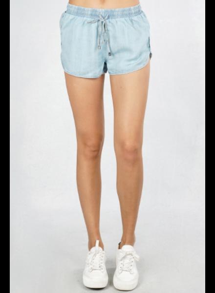 The Jogger Shorts