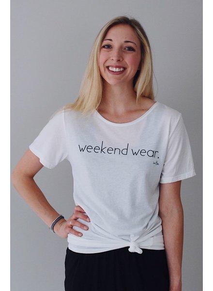 Weekend Wear Tee