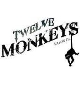 Twelve monkeys Twelve Monkey's Eliquid