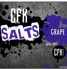CFK Grape Salt 30/20