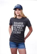 AUTHENTIC BRAVE APPAREL UNISEX BRAVO T-SHIRT