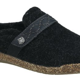 EARTH JANET FELT SLIDE IN SLIPPER SHOE