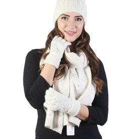GRAND INT'L SCARF/MITT/TOQUE SET