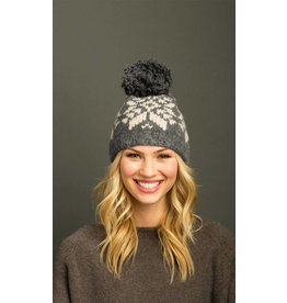 LEMON SALT LAKE SNOWFLAKE HAT