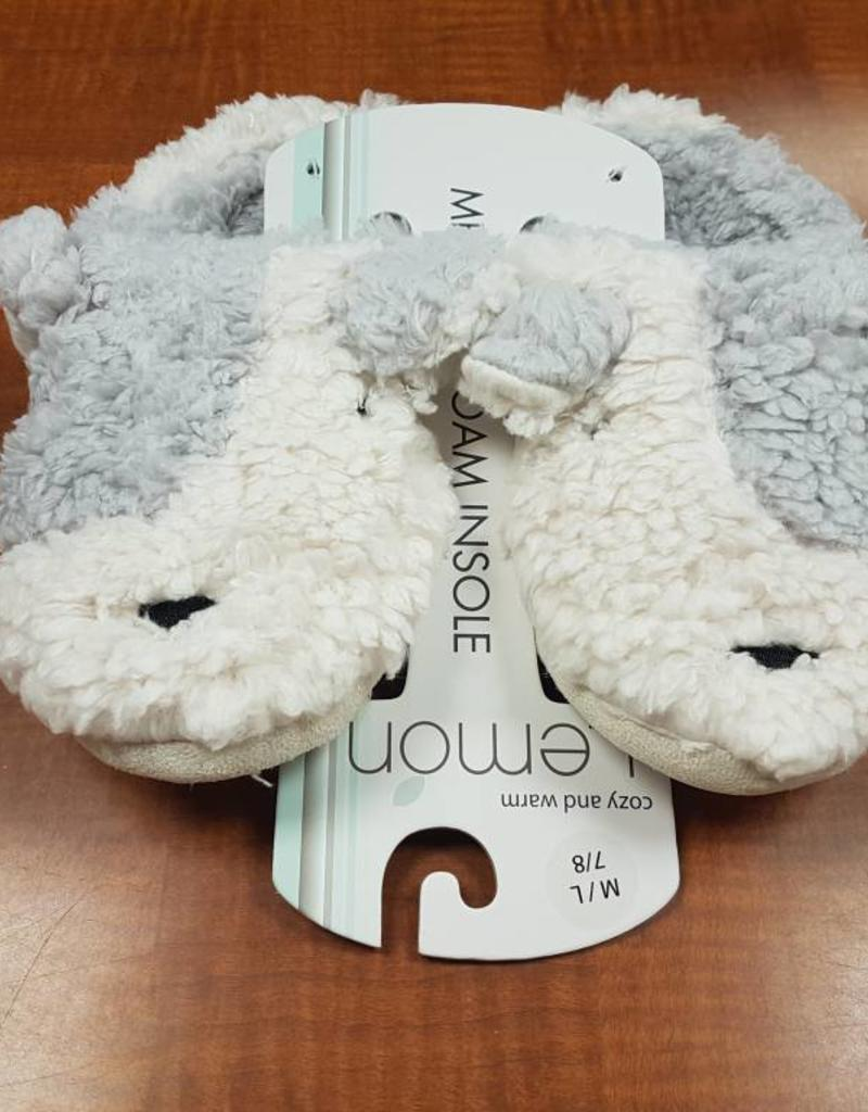 5a0bfbedfe9 DOG SLIPPERS - JACQ Y JAYE S BOUTIQUE   ESPRESSO BAR