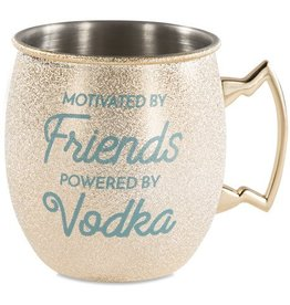 20oz STAINLESS MOSCOW MULE
