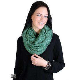 LIGHT KNIT INFINITY SCARF