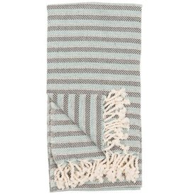 TURQUOISE COAST TURKISH TOWEL