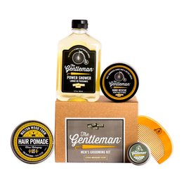 WALTON WOOD FARM GENTLEMAN BEARD GROOMING KIT