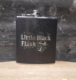 SPLASH 7oz GLITTER FLASK