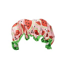 SHOWER CAP - WATERMELON