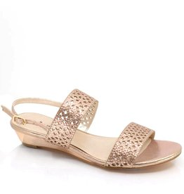 WILLOW ROSE GOLD SANDAL